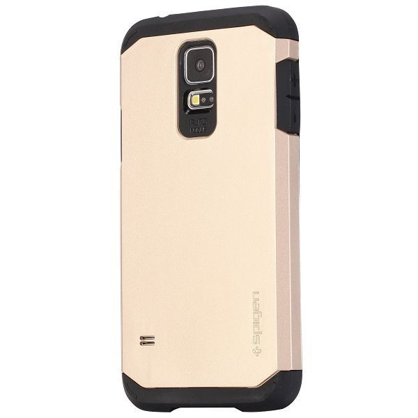 Samsung Galaxy S5 i9600 Cover Case Champagne