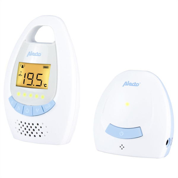 ALECTO Digitales Babyphone DBX-20 weiss