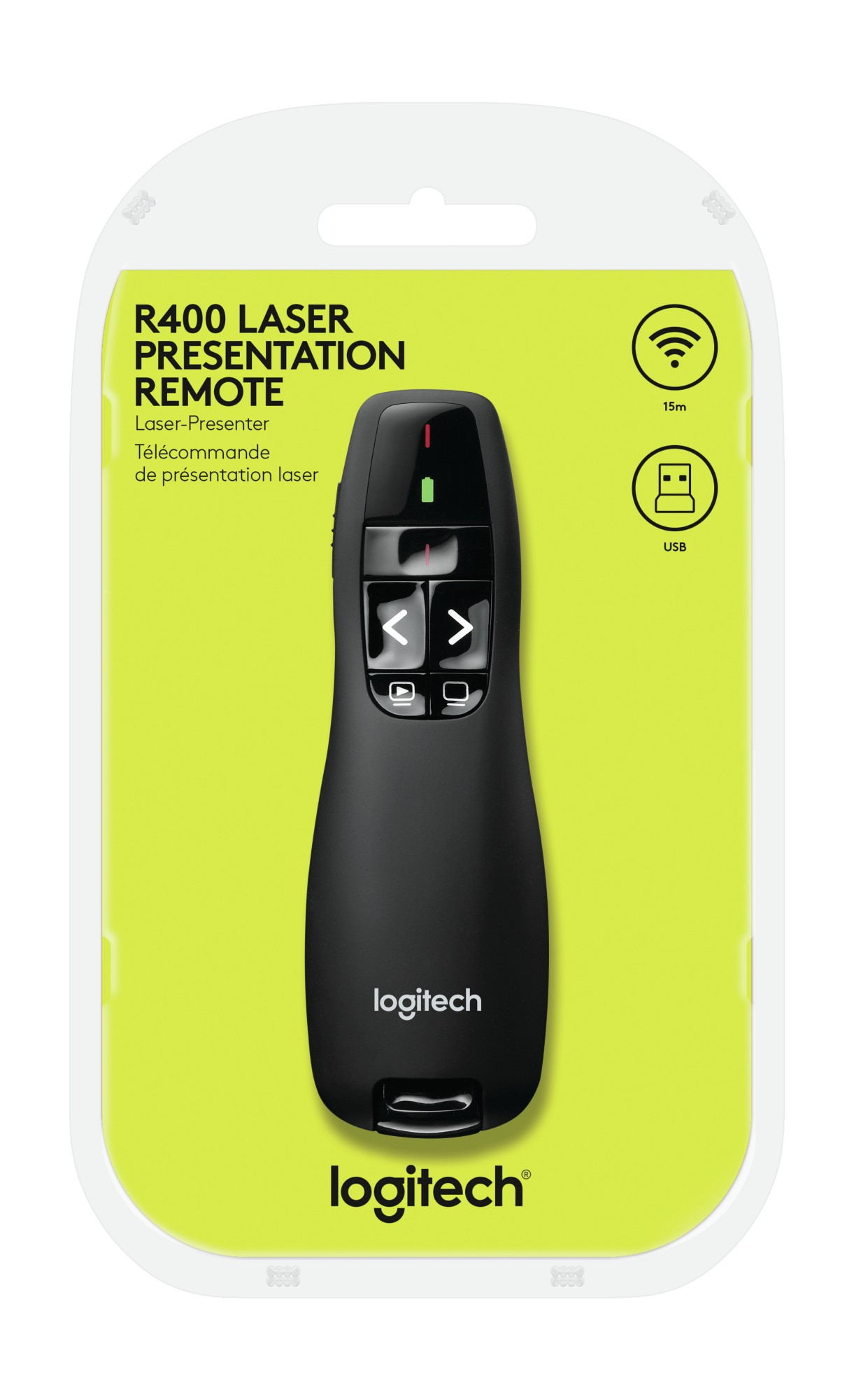 SUPER-SALE: Logitech R400 Presenter