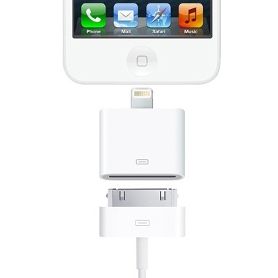 Lightning Adapter 8Pin zu 30 Pin iPhone iPad