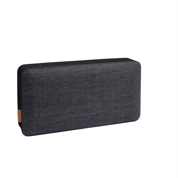 SACKit MOVEit X Bluetooth Lautsprecher Boombox, Steel