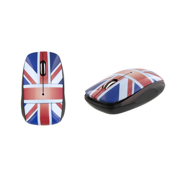 T'nB EXCLUSIV wireless Maus UK Design