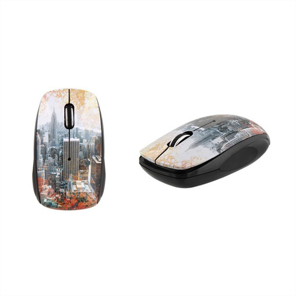 T'nB EXCLUSIV wireless Maus CITY Design