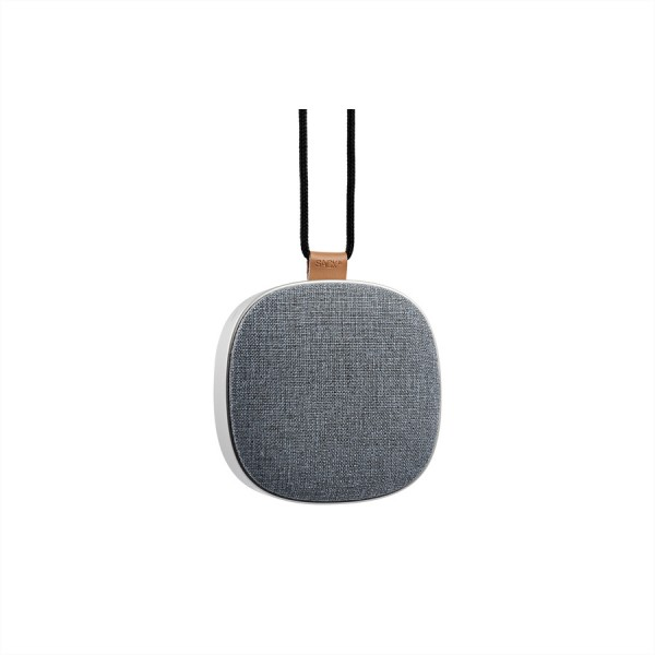 SACKit WOOFit Go Bluetooth Speaker, Dusty blau