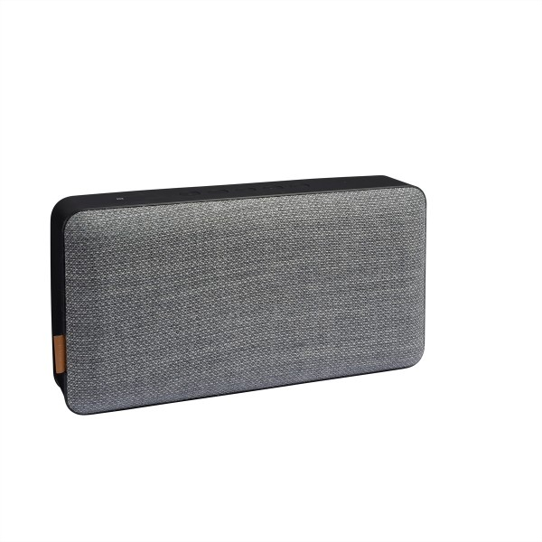 SACKit MOVEit X Bluetooth Lautsprecher Boombox, Chrom