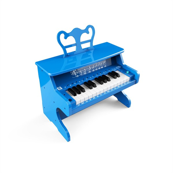Lautsprecher My Piano MP 1000 Blau, Batterie System, 1.9kg, 5 Watt, 25 Keys