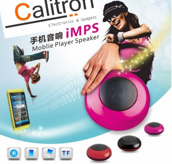 Lautsprecher Bluetooth portable Speaker iPhone iPod iPad Samsung